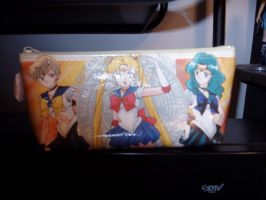 Sailor Moon Purse Side A by KittyChanBB