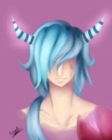 .::[TLOoo]Flase Hapyness(Speed Paint)::. by ReveVen