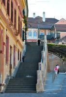 Streets of Sibiu by fumuldetigara