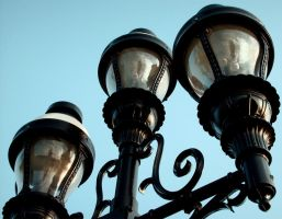 Gaslighter lamps- Phipps by axelfear
