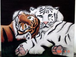 :TIGERS: by Tari-Anarion-