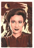 Major Kira Nerys by Dahkur