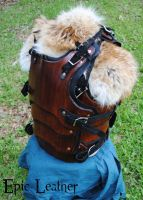SCA Leather Breastplate by Epic-Leather