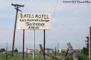 Bates Motel, Amarillo, Texas by rjcarroll