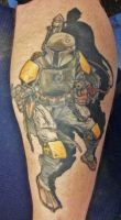Bobafett! by darkdirk16