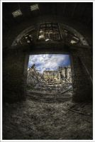 Window on the Apocalypse by Graphylight