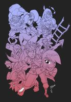 Power Stone by chinaguy16