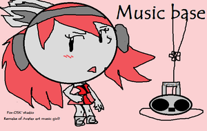 Music base by cherrywaffle12
