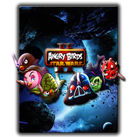 Angry Birds Star Wars 2 icon2 by pavelber