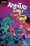 Adventure Time #25 Variant Cover by TheWoodenKing