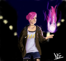Infamous First Light :Fetch by nemecle
