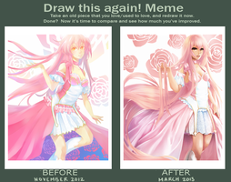 Draw this again: Nov 2012 - Mar 2013 by jyzx