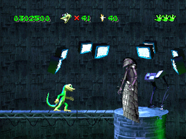 GEX VS REZ SCREENSHOT by trextrex65
