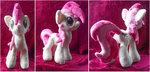 [FOR SALE] Roseluck Plush by Tianera