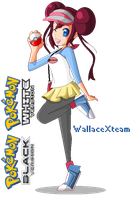 Pokemon Black And White 2 Mei by wallacexteam