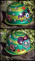 Ick-Y Mouse 13 Helmet by Go-Baby-Go
