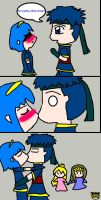 marth and ike by deathdiva54268