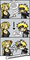 Naruto: Mourning Comic SP by OneWingedMuse