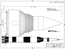 Orion and Nexus Booster/Saturn-V Scale Comparison by William-Black