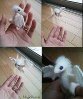 Light type wivern baby by sheeps-wing