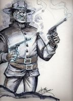 Jonah Hex by bathill8