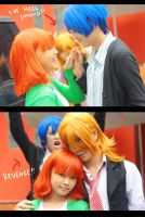 Omake cos : Trolling -Masato and Ren- by Rupyon