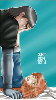 Don't try. by kitsune999