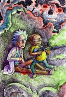 Defending Rick by Zinfer