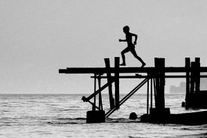 Jumping boy Tayyar by cahilus