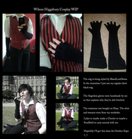 Don't Starve Wilson Higgsbury Cosplay WIP by Shadow-Industries