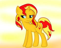 Sunset Shimmer by SwiftySpark