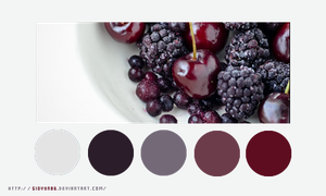 Color palette 017 by Giovyn86
