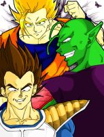 3 Strongest Guy by Nei-Ning