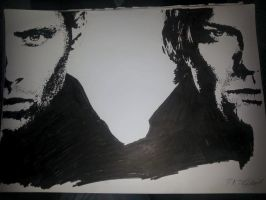 Supernatural: the Winchesters by dantej76