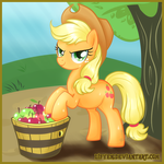 Applejack by Lifyen