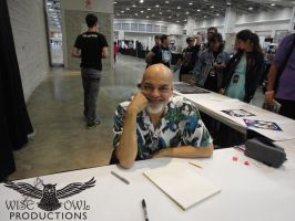 George Perez by OtakuDude83
