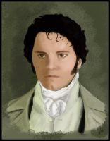 Mr. Darcy by Amaranthia