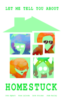 Homestuck Poster by FishHeadThe3rdAndCo