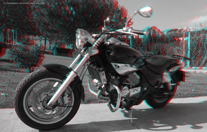 Custom 3D daylight 2 (anaglyph red/cyan) by nadamas
