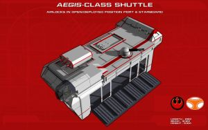 Aegis Class Combat Shuttle ortho [2] [new] by unusualsuspex