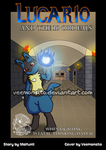 Lucario and the 10 ordeals by Veemonsito
