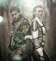 mgs 3 cosplay 2 by easycheuvreuille