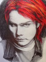 Gerard Way by ramen-dragon