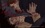 You can't fix this,Cas! (GIF) by DeerAzeen