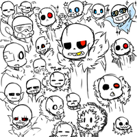 Sans everywhere by UniverseCipher