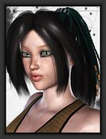 ShoXoloR for Zumba Hair, Free by Shox00