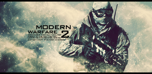 Modern Warfare 2 by dallon113