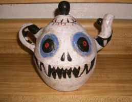 Teapot (1) by pink-porcupine