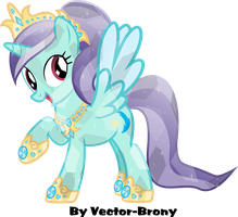 Princess Seaspark by Vector-Brony