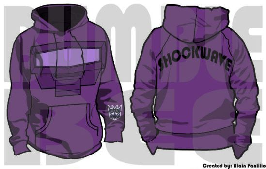 SHOCKWAVE sweater G1 by AlainPanlilio